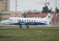 3B-VTL @ LFBO - Line up rwy 32R for departure - by Shunn311