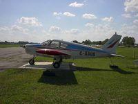C-GAQQ - Piper Cherokee 140 - by Dan Cayer