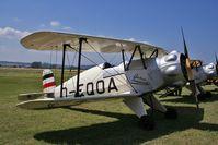 D-EQOA @ LSZG - Bücker-fly-in - by eap_spotter