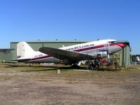 VH-MIN @ YSBK - Classic aircraft at Bankstown , Sydney , Australia