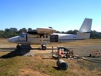 VH-JEA @ YWIO - Twin Otter at the Parachute Center at Wilton / Picton