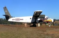 VH-OTA @ YWIO - This Twin Otter for the Parachute Center has been reduced to a source of spares
