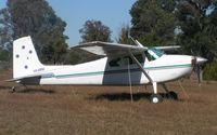 VH-SRW @ YWIO - Cessna 180E  c/n 51176 at Wilton/Picton