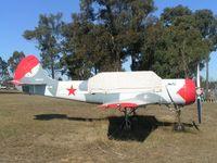 VH-YUC @ YWIO - Yak 52 at Wilton /Picton