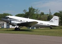 43-15620 @ MSP - Douglas C-47A-85-DL, Minnesota Air National Guard Museum, 43-15620 - by Timothy Aanerud