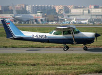 D-ENGA @ LFBO - Taxiing to the General Aviation apron - by Shunn311
