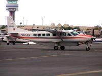 VH-LZK @ YBCS - Cessna Caravan at Cairns