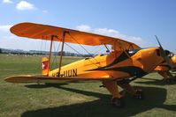 HB-UUN @ LSZG - Bücker-fly-in - by eap_spotter