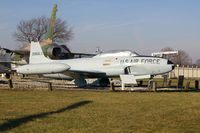 52-9563 @ GUS - T-33A at the Grissom AFM museum - by Glenn E. Chatfield