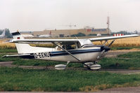 D-EENU @ LFBO - Parked at the old light aviation apron... - by Shunn311