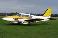 G-BCEX @ EGKH - Headcorn Flight-line - by Jeff Sexton
