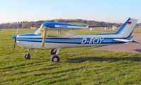 D-ECIY @ QFB - Reims-Cessna F150L - by J. Thoma