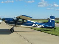 N4696A @ S24 - On the ramp at Fremont, OH - by Bob Simmermon
