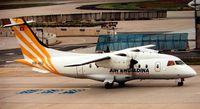 HB-AEE @ EDDF - Dornier 328 of Air Engiadina