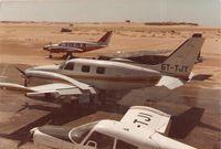 5T-TJN - Aéroport de Nouadhibou - by Soudre Nicolas