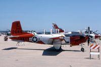162644 @ NBU - T-34C at the Open House - by Glenn E. Chatfield
