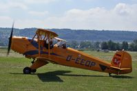 D-EEQP @ LSZG - Bucker-fly-in - by eap_spotter