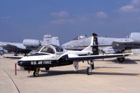 59-0283 @ DPA - T-37B on display for the air show - by Glenn E. Chatfield