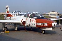 60-0141 @ DAY - T-37B at the Dayton International Air Show - by Glenn E. Chatfield