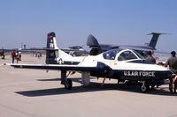 60-0197 @ ORD - T-37B at the AFR/ANG open house - by Glenn E. Chatfield
