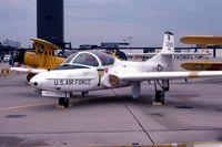 61-2919 @ MDW - T-37B at the open house - by Glenn E. Chatfield
