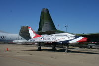 54-1784 @ TIP - Noth American F-100C - by Mark Pasqualino