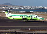 EC-IJO @ GCRR - Binter 1900 moves forward to take off