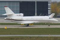 CS-DFH @ VIE - Netjets Dassault Falcon 900 - by Thomas Ramgraber-VAP