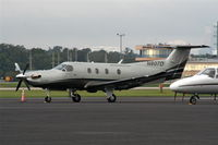 N807D @ ORL - PC-12