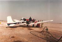 LX-AHN - Tchad 1994 - by Soudre Nicolas