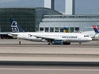 N415MX @ KLAS - Mexicana / Airbus Industrie A320-231
