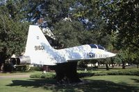 59-1601 @ MXF - T-38A displayed at Maxwell AFB - by Glenn E. Chatfield