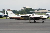 UNKNOWN @ ORL - Piper PA-34 Seneca