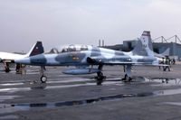 64-13172 @ ORD - AT-38B at the AFR/ANG open house. Became T-38C - by Glenn E. Chatfield