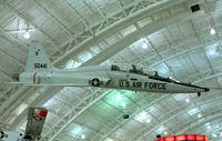 65-10441 @ FFO - T-38A at the National Museum of the U.S. Air Force, now at Bakersfield, CA - by Glenn E. Chatfield