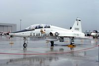 70-1950 @ ORD - T-38A at the AFR/ANG open house in heavy rain - by Glenn E. Chatfield