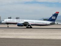 N929UW @ KLAS - US Airways / 1993 Boeing 757-2B7 - by Brad Campbell