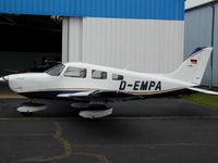 D-EMPA @ LFPL - PA28 Archer III - by Didier BENOIT