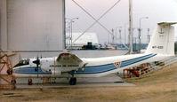 MT-220 @ DAL - Mexican Navy Buffalo at Love Field, Dallas - by Zane Adams