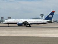 N923UW @ KLAS - US Airways / 1983 Boeing 757-225 - by Brad Campbell