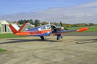 N675BW @ EGLD - Built in 1978 - Previous ID: D-ENCA - by Clive Glaister