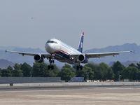 N601AW @ KLAS - US Airways / 2003 Airbus Industrie A320-232 - by Brad Campbell