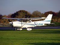 G-DUNK @ EGTU - Cessna 172M