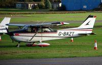 G-BAZT @ EGTE - Exeter Airport  , Devon  , UK