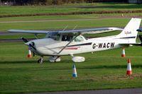 G-WACW @ EGTE - Exeter Airport  , Devon  , UK