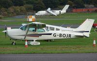 G-BOJR @ EGTE - Exeter Airport  , Devon  , UK