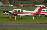 G-BOFC @ EGTE - Exeter Airport  , Devon  , UK