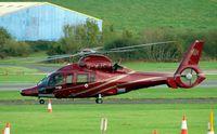 G-WJCJ @ EGTE - Exeter Airport  , Devon  , UK