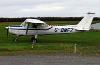 G-BMFZ @ EGLA - Cessna F152