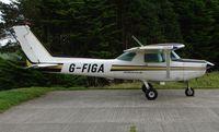 G-FIGA @ EGLA - Cessna 152